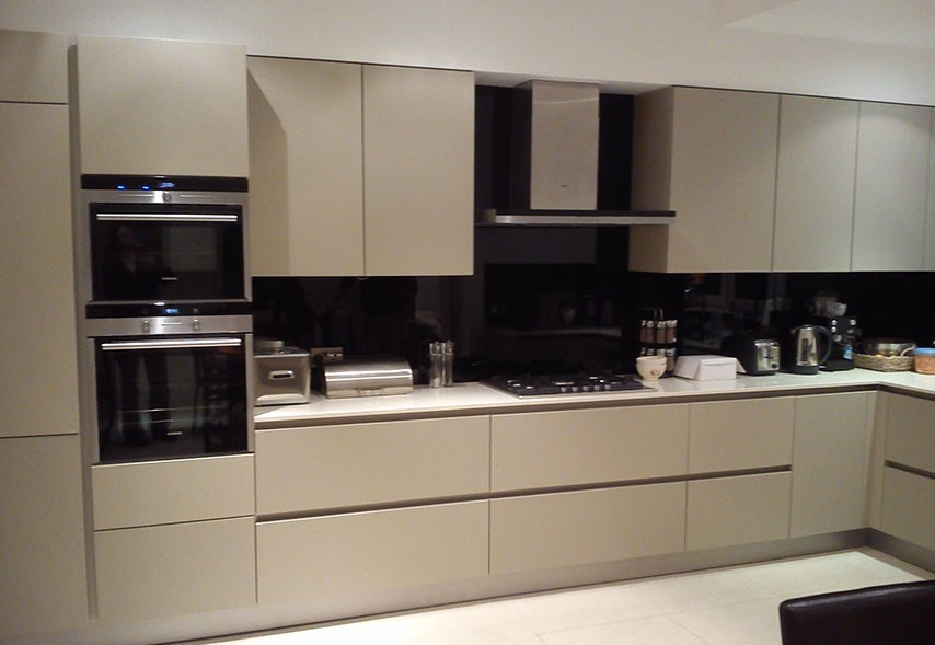 Contemporary Kitchen Cabinet Colours