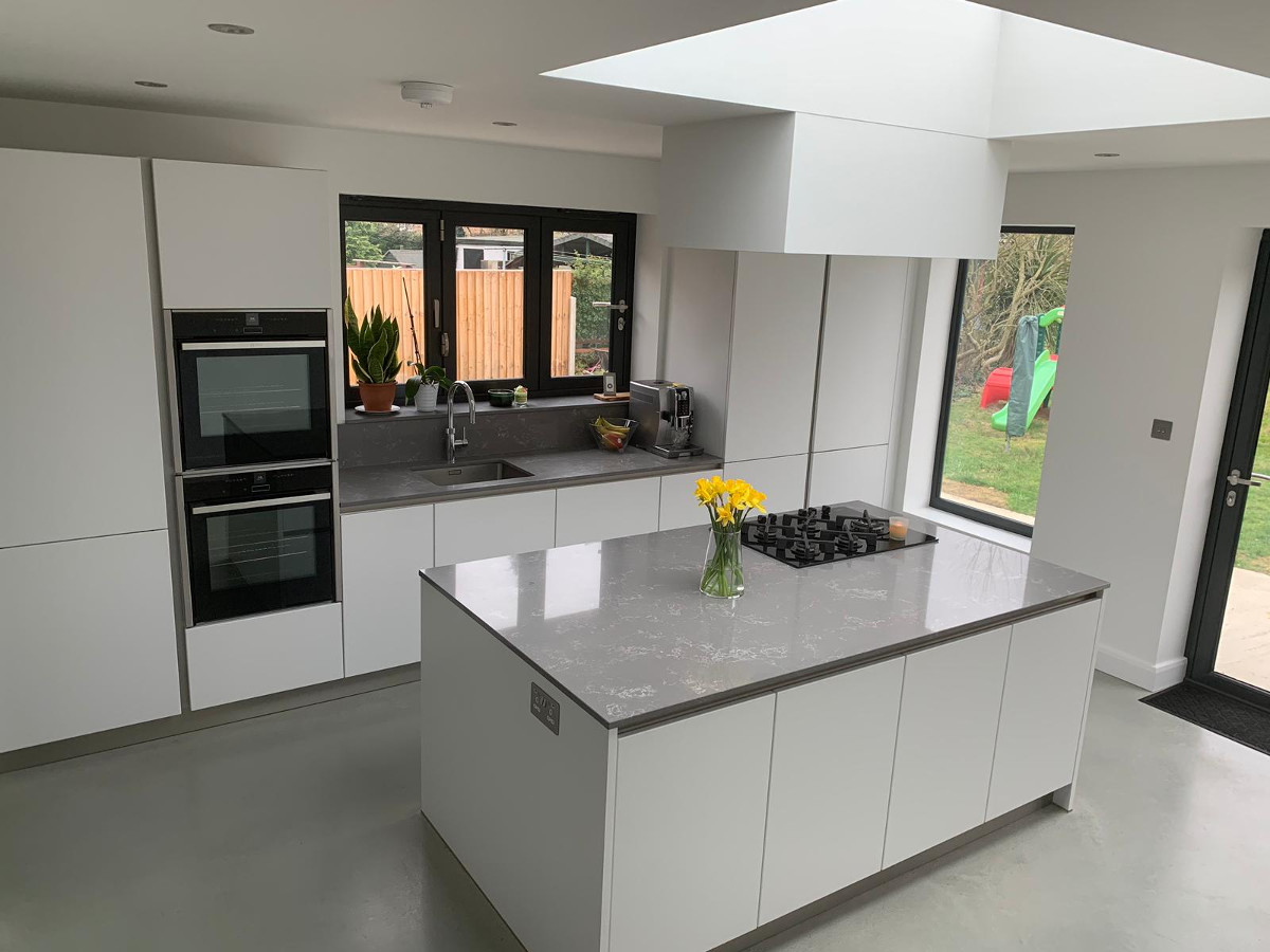 New Kitchen Design Having Your Sink Under The Window Kdcuk